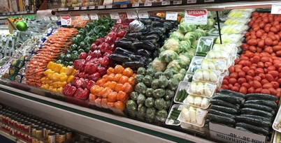 fruits counter